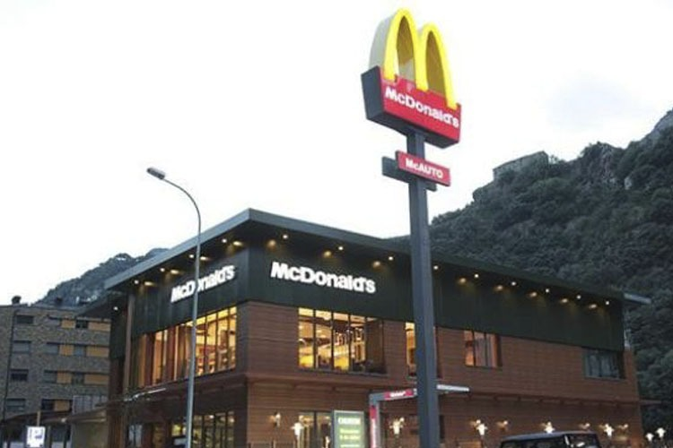 McDonalds Sant Julià